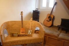 Casa della musica folk: divano