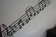 Casa della musica folk: pentagramma