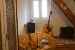 Casa della musica folk: soggiorno