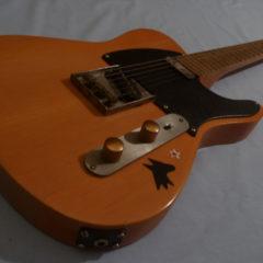 Chitarra elettrica Lupo