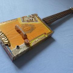 Cigar box guitar 3