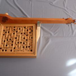 Steel guitar Labirinto 2