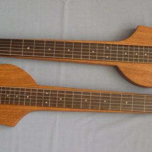 Lap steel guitar elettrica