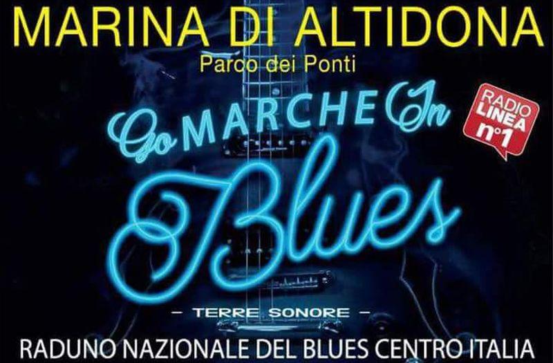 Casa della musica folk di Giuliano Calcagno a Go Marche in blues 2018